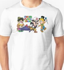Super Marx Bros  Unisex T-Shirt