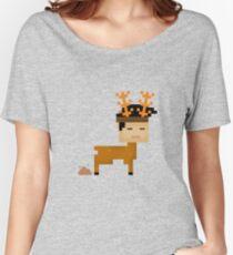 Poop  Horn Women's Relaxed Fit T-Shirt