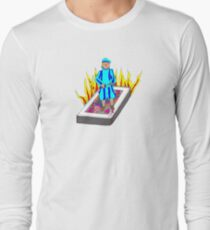 The Boy Stood on the Burning Deck Long Sleeve T-Shirt