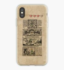 Windwaker Heroes Legend Tapestries (iPHONE 4 CAPSULE CASE ver) iPhone-Hülle & Cover