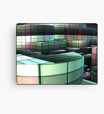 Library Canvas Print