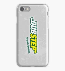 Dubstep take a bite iPhone Case/Skin
