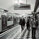 Underground by seanusmaximus