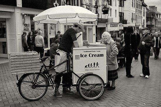 Ice Cream by seanusmaximus
