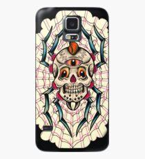Spider Skull Case/Skin for Samsung Galaxy