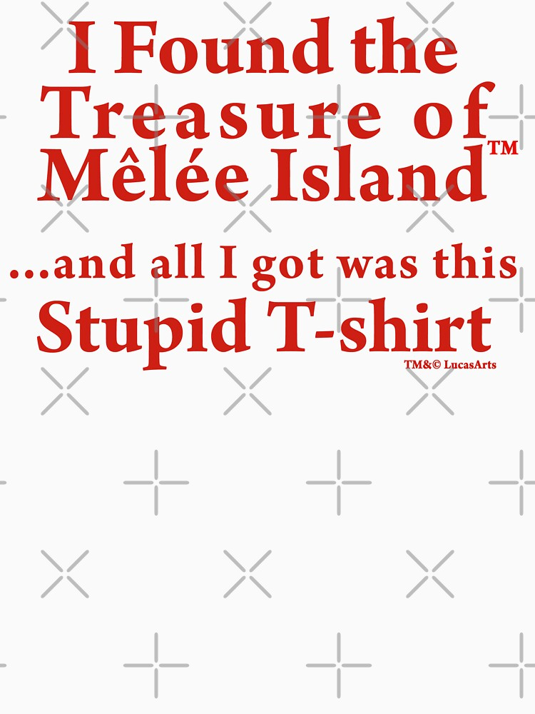 Monkey Island: Treasure of Melee Island by nemwiper