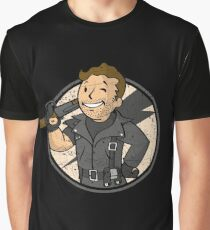Warrior of the Road Graphic T-Shirt