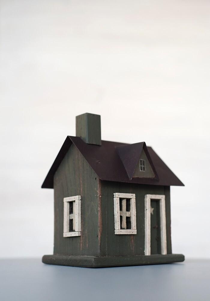 Woodman's Cabin 2 by Flo Smith