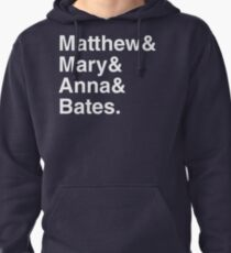 Upstairs and Downstairs Romance Shirt Pullover Hoodie