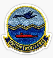 VP-22 - Blue Geese Sticker
