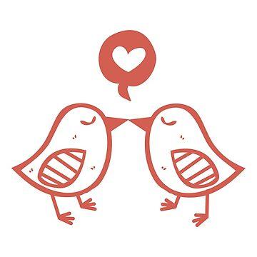 Love Birds by Socialfabrik