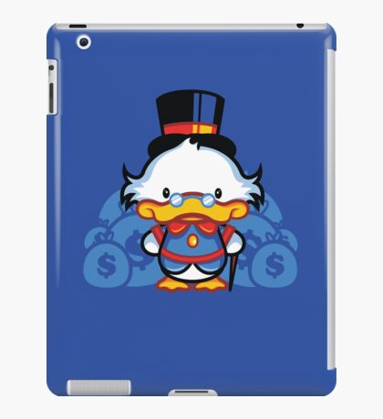 Hello Scroogie iPad Case/Skin