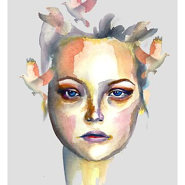 dove by ElenaGatsenko