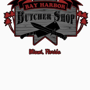 Bay Harbor Butcher Shop- Dexter by spacemonkeydr