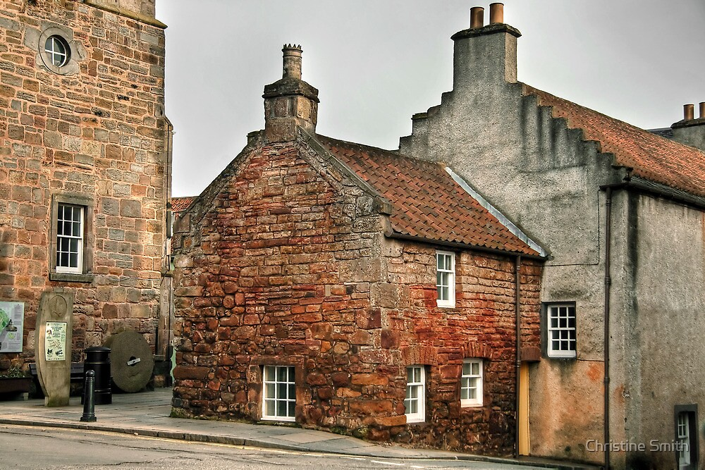 Crail Heritage Centre by Christine Smith