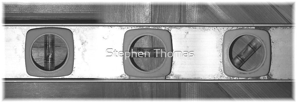 Level? by Stephen Thomas