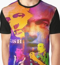 CLASH KNOW YOUR RIGHTS Graphic T-Shirt
