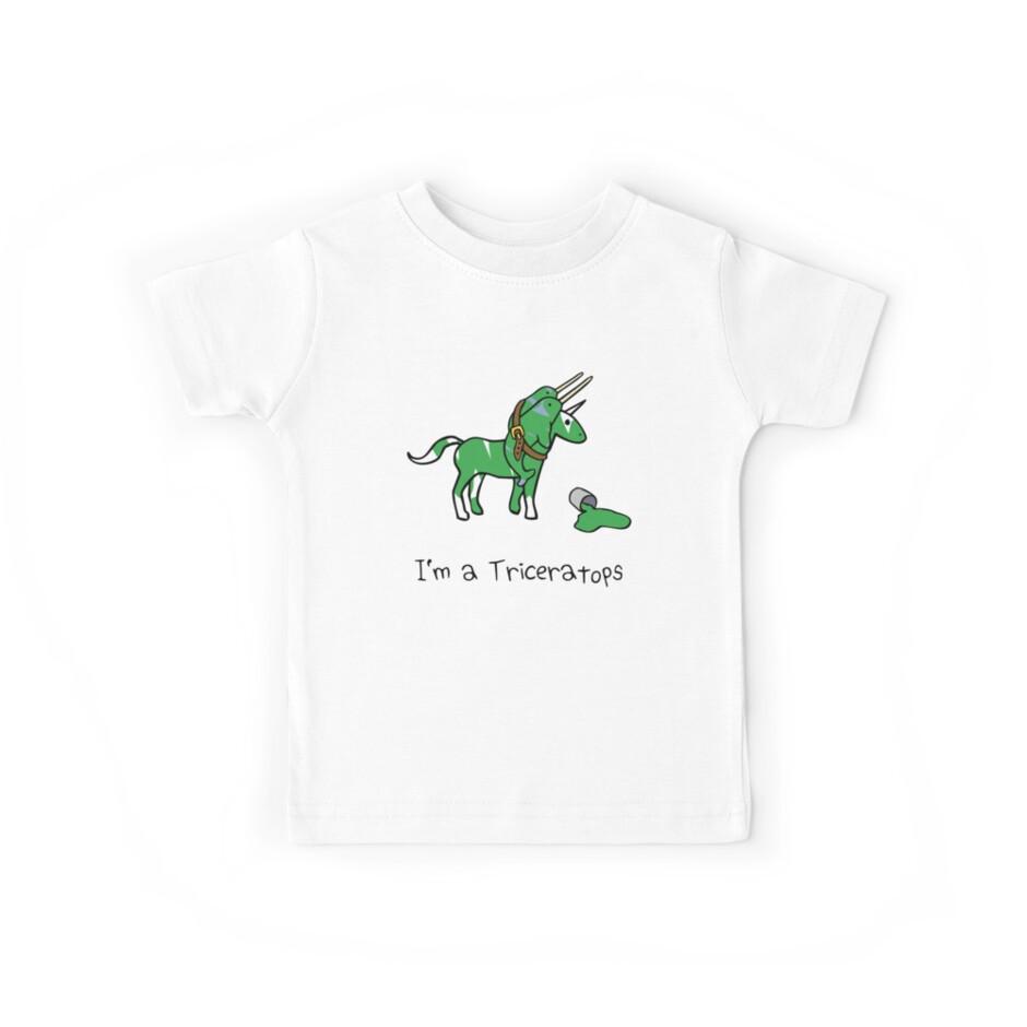 Ich bin ein Triceratops (Einhorn + Narwale) von jezkemp