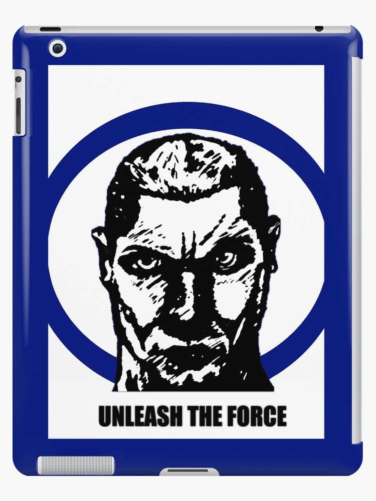 StarWars - Force Unleashed - Ipad Case - Blue by tribal191983