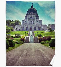 Saint Joseph's Oratory Poster