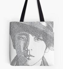 Ninomiya Kazunari Type Portrait Tote Bag