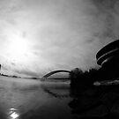 Big Mac Bridge by Kent Nickell