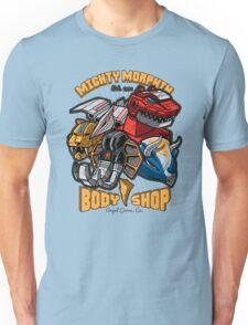 Mighty Morphin Body Shop T-Shirt