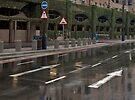 Colour on a rainy day by awefaul
