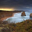 Twelve Apostles at Dawn by Kylie  Sheahen