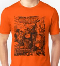 Muirshin Durkin @ Clancy's in Long Beach Featuring Anita & the Yanks Unisex T-Shirt