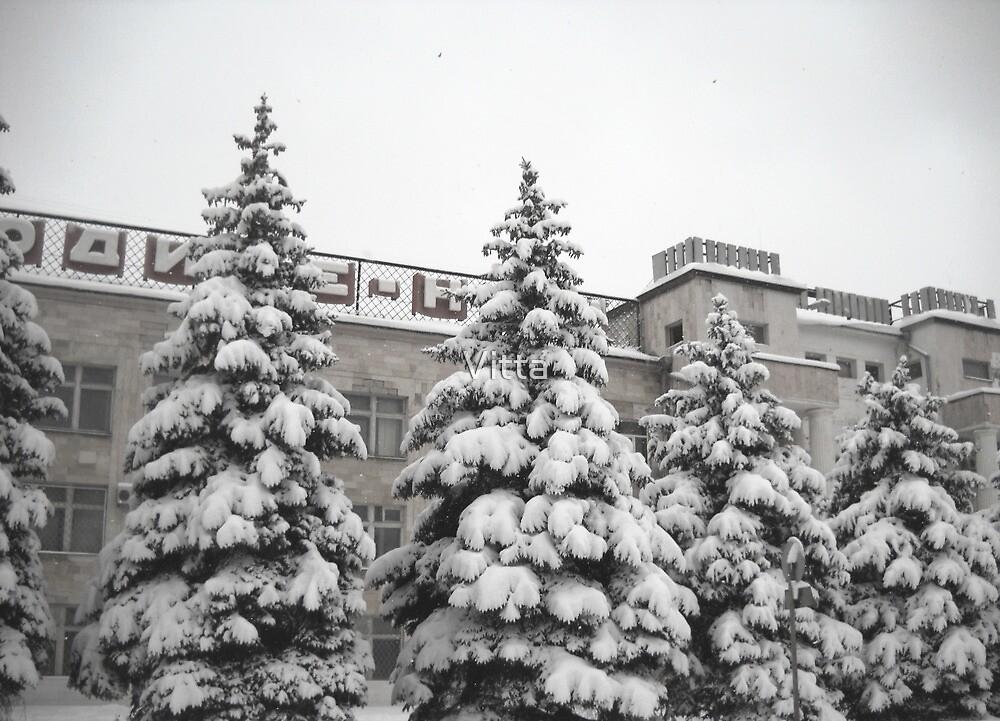 Winter Creatures. by Vitta