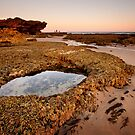 Rocky Point at Torquay by Darren Stones