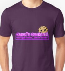 Carol's Cookies - The Walking Dead T-Shirt
