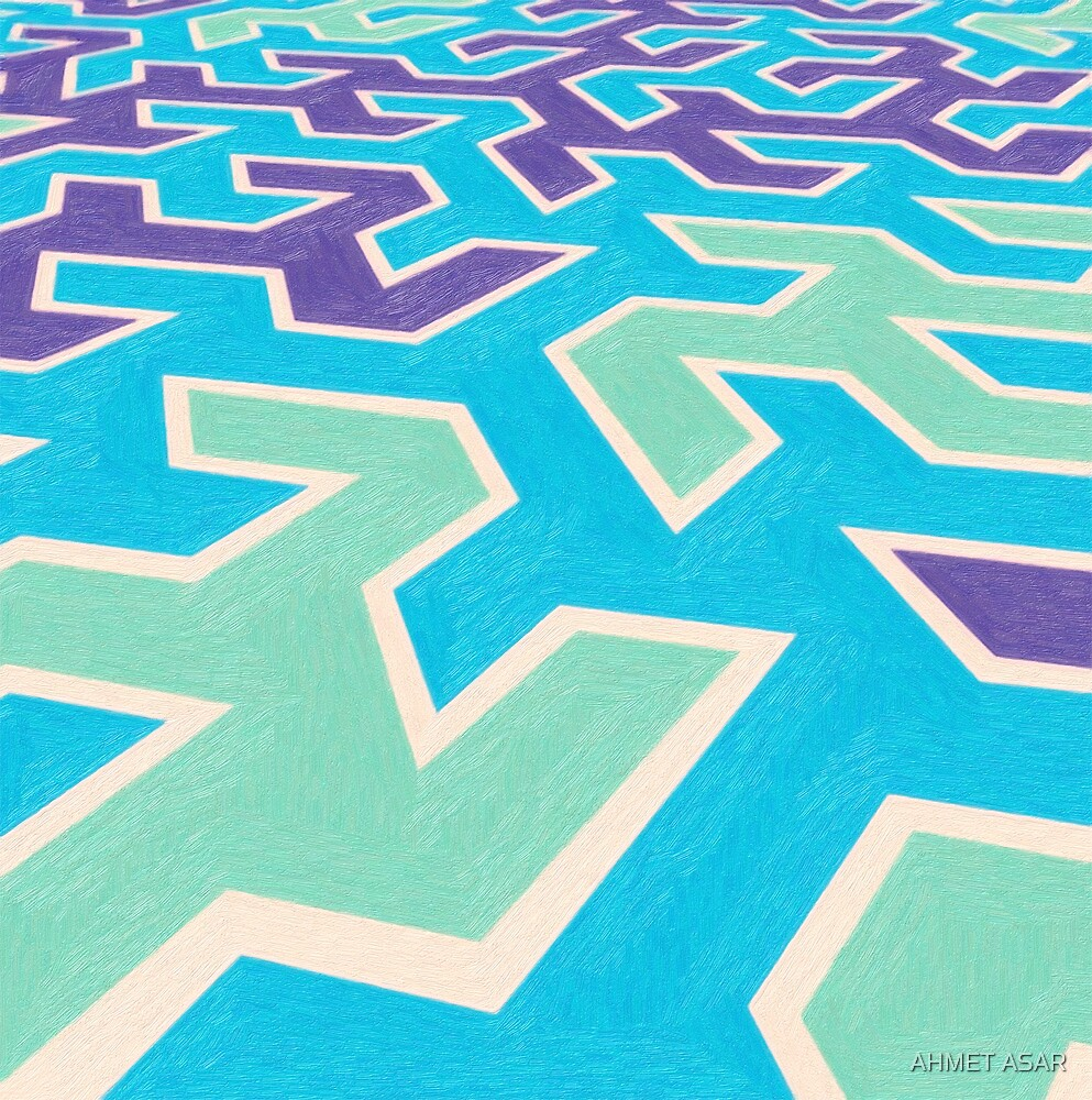 abstract pattern by MotionAge Media