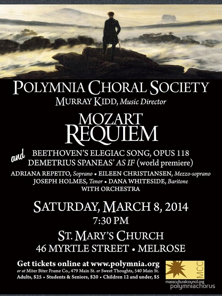 Mozart Requiem (March 2014) | Classic T-Shirt