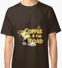Coffee 4 the road from valxart.com  Classic T-Shirt