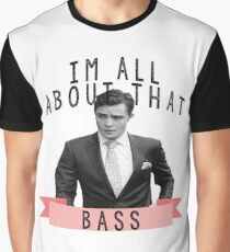 Im All about that Bass - Gossip Girl Graphic T-Shirt