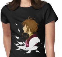 Lost Wings Womens Fitted T-Shirt