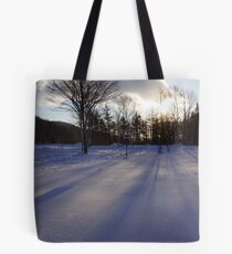 Sunrise at Sahoro Tote Bag