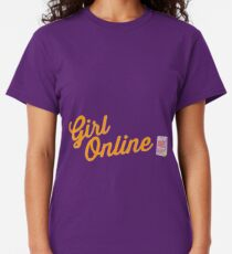 Zoella Girl Online logo and book  Classic T-Shirt
