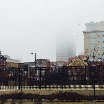 Downtown Fog by Housemars