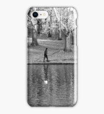 Lone Walker iPhone Case/Skin