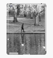 Lone Walker iPad Case/Skin