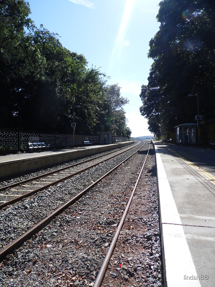Train Tracks by lindah88