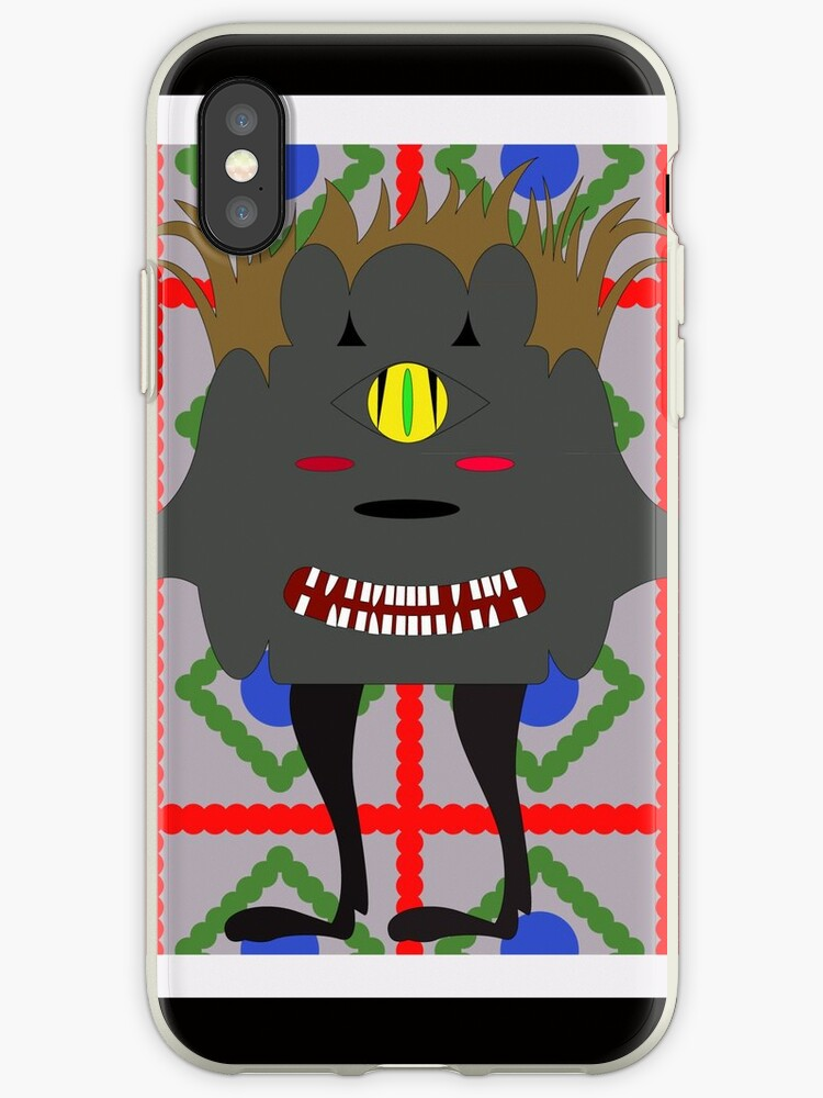 evil monster by Marina Sterina