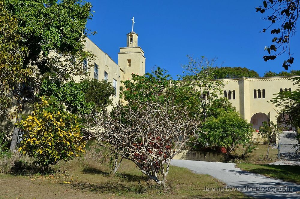 St. Augustine Monastery and College in Nassau, The Bahamas by Jeremy Lavender Photography