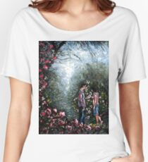 Romantic Women's Relaxed Fit T-Shirt