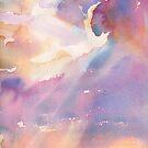 Splits the Silver Lining by Yevgenia Watts