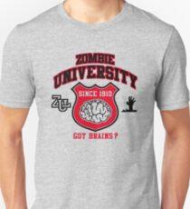 Zombie University Unisex T-Shirt