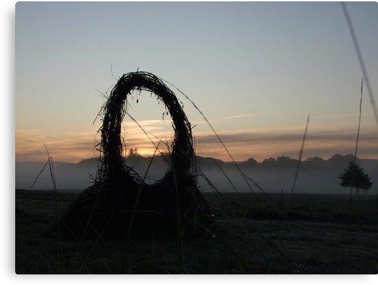 Celtic Circle Dawn-02 by Pat - Pat Bullen-Whatling Gallery
